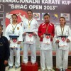 "INTERNACIONALNI KARATE KUP ""BIHAĆ OPEN  2013"""