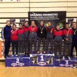 Državno prvenstvo za kadete, juniore i U- 21 Tuzla 13.11.2016.