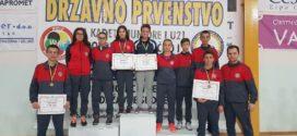 Državno prvenstvo BiH za kadete,juniore i U21