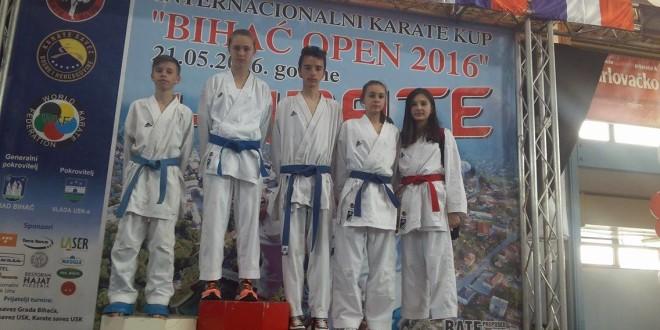 BIHAĆ OPEN 2016,  Bihać 21.05.2016.