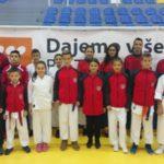 3.kolo kantonalne karate lige, Gornji Vakuf – Uskoplje 19.11.2017.