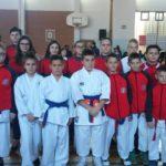 4.kolo Kantonalne karate lige, Travnik 24.12.2017.