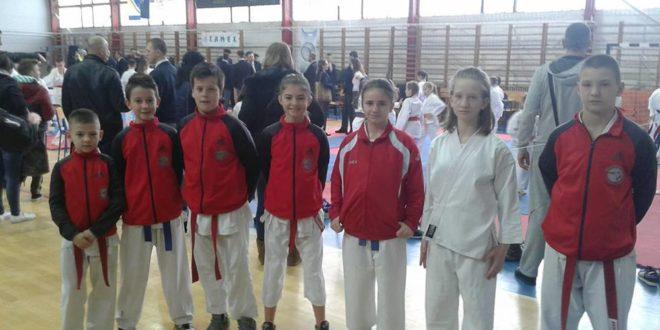 1.kolo kantonalne karate lige SBK/KSB