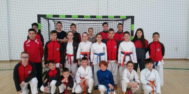 2.kolo kantonalne karate lige SBK/KSB, Donji Vakuf