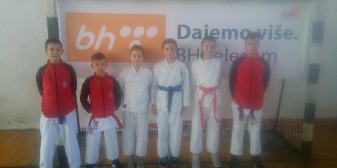 3.kolo kantonalne karate lige SBK/KSB – Turbe