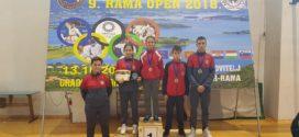 9.Rama Open 2018