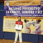 Državno prvenstvo za kadete,juniore i U21