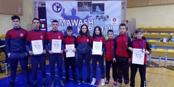 2.MAWASHI KUP 2018