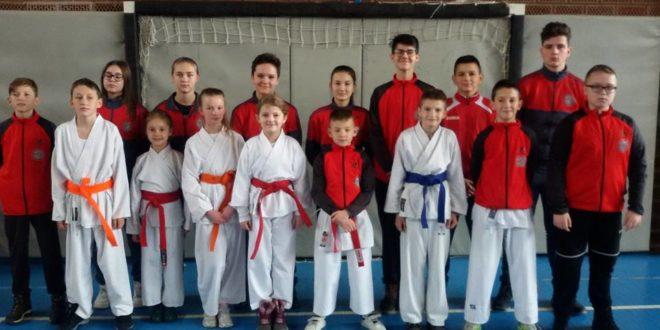 5.kolo kantonalne karate lige – Travnik