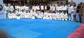 Karate kamp Zaostrog 2014