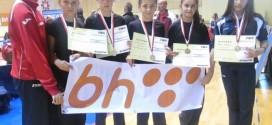 Karate klub Bugojno nastupio na 15. Novogradskim danima