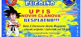 UPIS NOVIH ČLANOVA