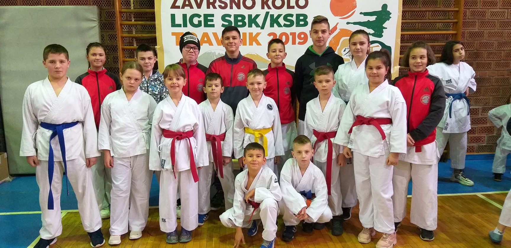 6.kolo kantonalne karate lige SBK/KSB , Travnik
